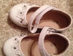 Shoes for girls, size 7-24 cm. Maskee.