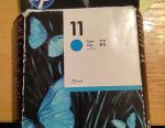 HP N11 C4836A Cyan 28ml New Original