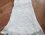 Crocheted skirt Terranova, second-hand, excellent condition, 42 r