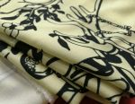 Fabric sewing clothes needlework.