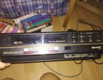 VCR και κασέτα