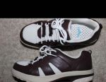 Sneakers 35 p., On the foot 22.5 cm. New