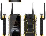 Smartphone walkie talkie Land Rover x8 gt