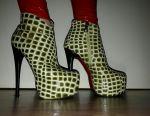 Ζώνες μπότες αστραγάλων