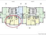 Квартира, 2 кімнати, 108 м²