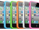 Бампер з прозорою кришкою для iPhone 5 / 5s SE