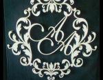 Wedding coat of arms