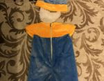 Gnome (costume for 5-7 years)