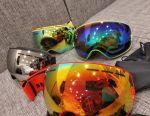 Kayak veya snowboard gözlükleri