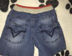 Shorts and jeans in different sizes from 6 months to 8 years