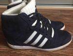 Platformda Adidas ayakkabılar 38-39