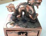 Dragon casket