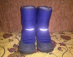 Kuoma boots, size 27