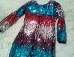 New fashionable dress