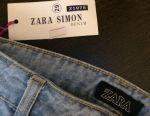 Jeans din Zara