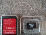 Micro SD adapter