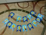 Flags HAPPY BIRTHDAY (Smeshariki)