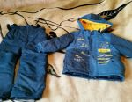 Peluche winter overalls