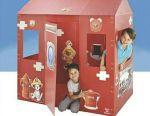 Little house modular game 141 * 91 * 149