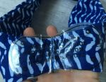 New blue swimsuit