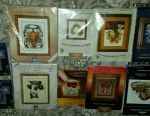 Vervaco and other embroidery kits