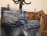 Arricciato jeans new