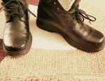Boots leather leather + zygike, p.39.Photo2