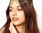 Decoration on the hair