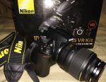 Nikon D5000. Фотоаппарат зеркальный. Новый.