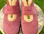 Hotter slippers size 5  new mint