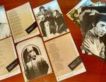 V. Vysotsky collection of photo cards
