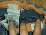 Set of jeans + jacket