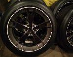 Stylish Japanese summer wheels R 20