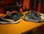 Package, sneakers, sneakers