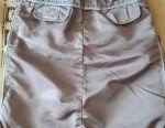 Skirt for girls 4-5 years.