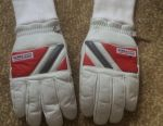 Sports leather gloves