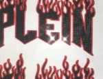 Новые Футболки Philipp Plein, унисекс, стразы