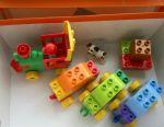 Hollow Lego Locomotive