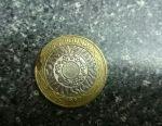 Moneda 2 Lire britanice