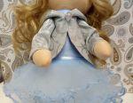 Кукла интерьерная новая,ручная работа