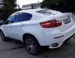Rent a BMW X6 for a wedding, photo session