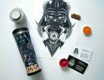 Metal Termal Maske Star Wars