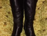 Winter boots from Respect, p. 39, insoles as a gift