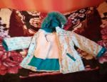 Супер-курточка демісезонна + зима 127-132см.