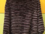 Tricotate nurca poncho. Fabrica de blănuri din Sofia