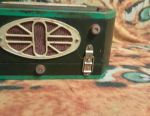 Record player Volga 50s