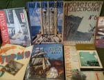 Books on sea oceans navigation navigators