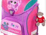Briefcase Hummingbird H5 Puppy Glamor satchel