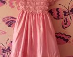 I'm selling a dress for a girl