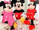 Παιχνίδι υπέροχο Mickey Mouse και Mini Mouse